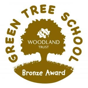 Green Tree bronze Logo