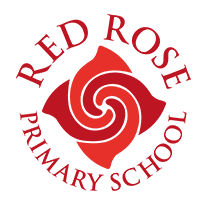 Red Rose Primary School logo