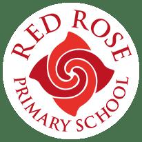 Red Rose Primary School logo